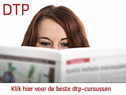 Klik hier voor de beste DTP-cursussen